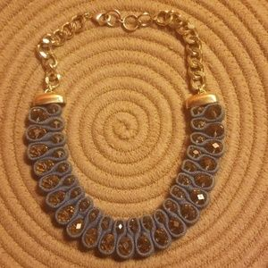 Banana Republic Jean Statement Necklace